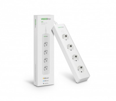 Smart PowerStrip VOCOlinc VP2